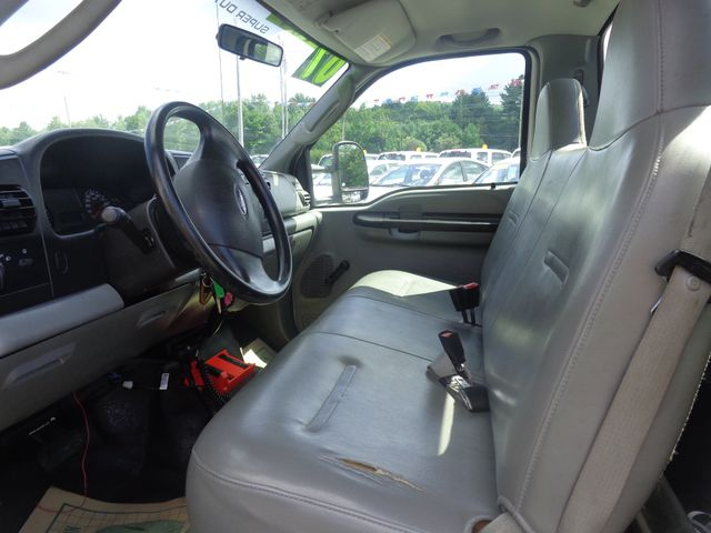 2007 Ford Super Duty F-350 SRW XL Hoosick Falls, New York 4