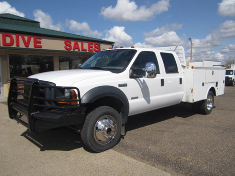 2007 Ford Super Duty F-450 DRW XL in Glendive, MT
