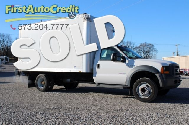 2007 Ford Super Duty F-450 DRW XL