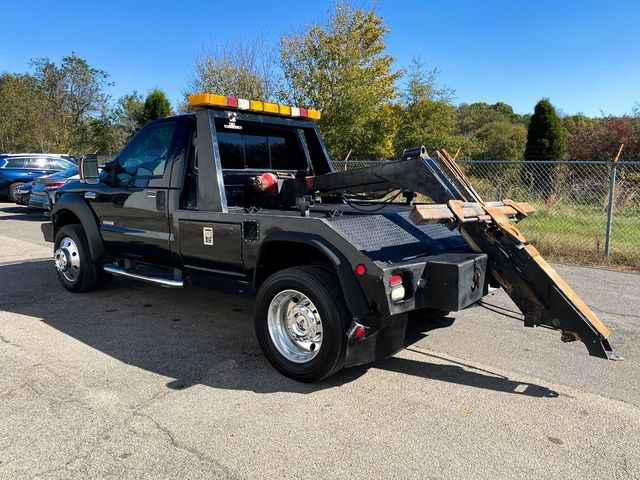 2007 Ford Super Duty F-550 DRW XLT Madison, NC 3