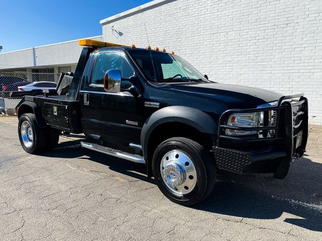 2007 Ford Super Duty F-550 DRW XLT Madison, NC 7