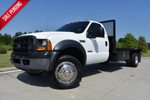 2007 Ford Super Duty F-550 DRW XL