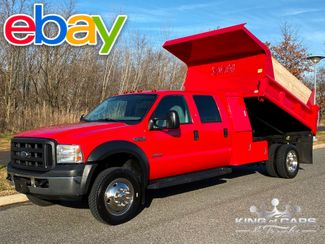 2007 Ford Super Duty F-550 DRW XL LOW MILES MINT in Woodbury, New Jersey 08096