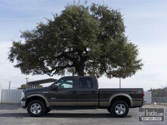 2007 Ford Super Duty F250 Crew Cab Lariat FX4 6.0L Power Stroke Diesel 4X4 in San Antonio Texas, 78217
