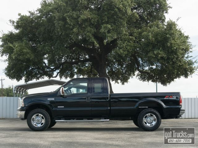 2007 Ford Super Duty F250 Extended Cab Lariat FX4 6.0L Power Stroke 4X4