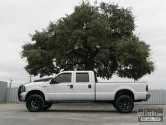 2007 Ford Super Duty F350 Crew Cab XLT 6.0L Power Stroke Diesel 4X4 in San Antonio, Texas 78217