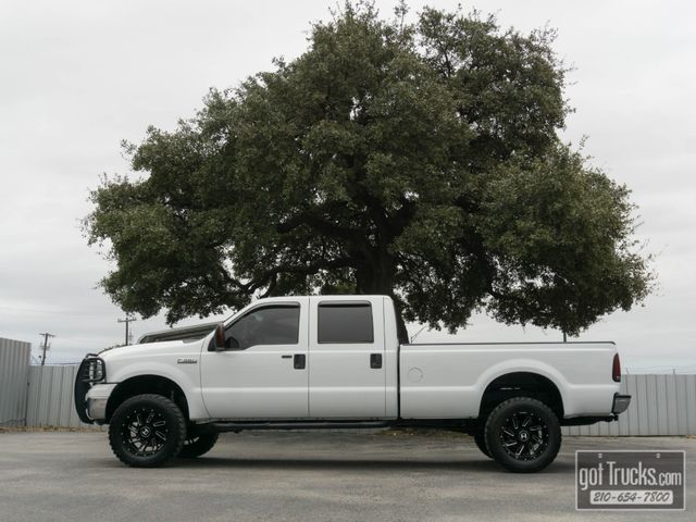 2007 Ford Super Duty F350 Crew Cab XLT 6.0L Power Stroke Diesel 4X4