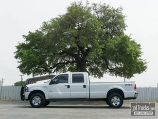 2007 Ford Super Duty F350 Crew Cab XLT FX4 6.0L Power Stroke Diesel 4X4 in San Antonio, Texas 78217