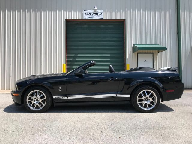 2007 Ford SVT Mustang Shelby GT500 Convertible