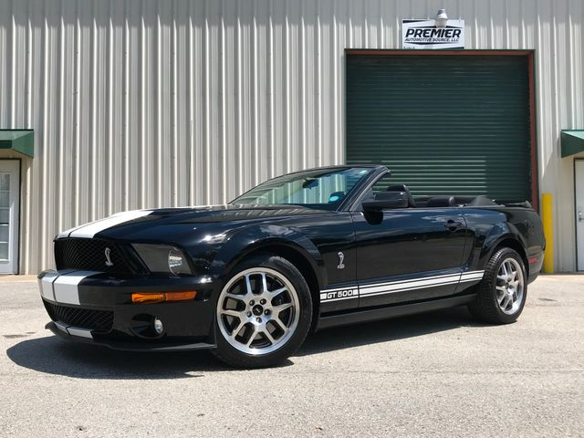 2007 Ford SVT Mustang Shelby GT500 Convertible in Jacksonville , FL 32246