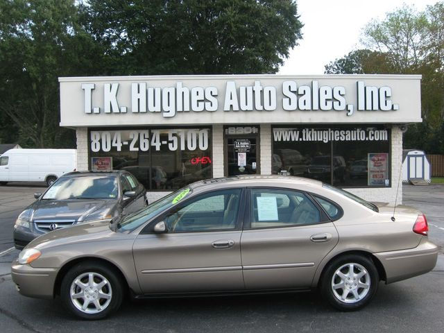 2007 Ford Taurus SEL Richmond, Virginia 0