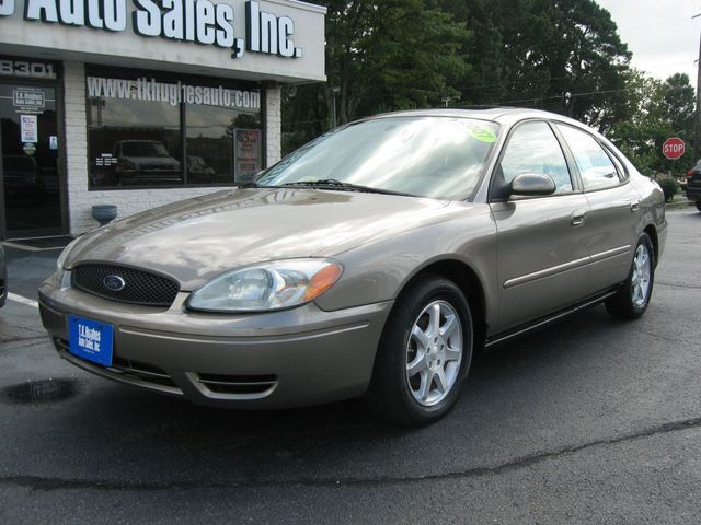 2007 Ford Taurus SEL Richmond, Virginia 1