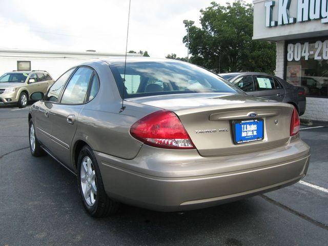 2007 Ford Taurus SEL Richmond, Virginia 7
