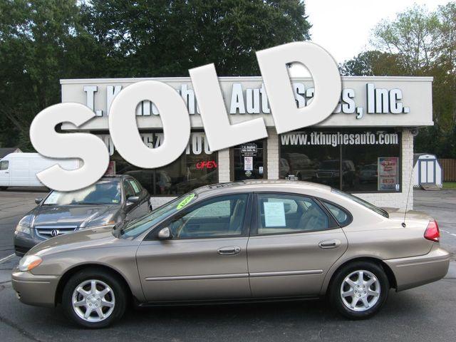 2007 Ford Taurus SEL Richmond, Virginia