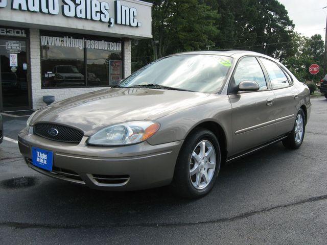 2007 Ford Taurus SEL Richmond, Virginia 1