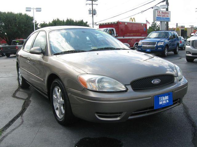 2007 Ford Taurus SEL Richmond, Virginia 3
