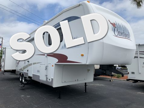 2007 Forest River Cardinal 36LE  in Clearwater, Florida