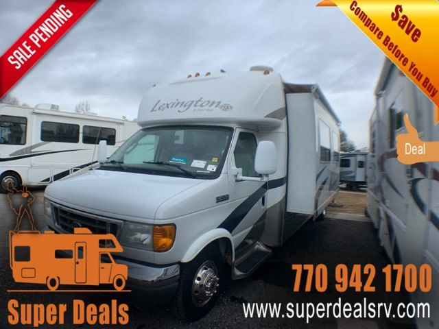 2007 Forest River Lexington M-300S