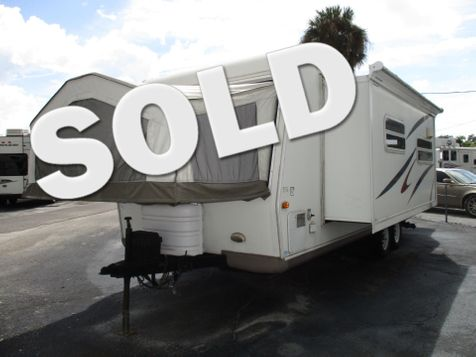 2007 Forest River Rockwood Roo 23SS in Hudson, Florida