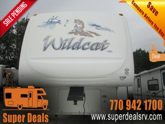 2007 Forest River Wildcat 32QBBS in Temple GA, 30179