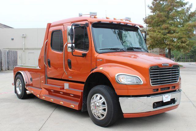 2007 Freightliner M2 106 SportChassis RHA114 Luxury Hauler CONROE, TX 1
