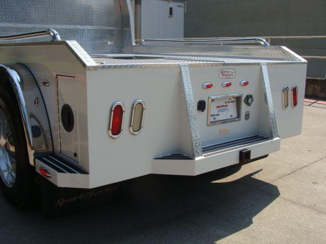 2007 Freightliner M2 106 SPORT SportChassis RHA CONROE, TX 17