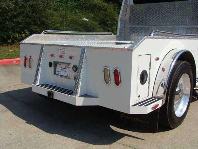 2007 Freightliner M2 106 SPORT SportChassis RHA CONROE, TX 18