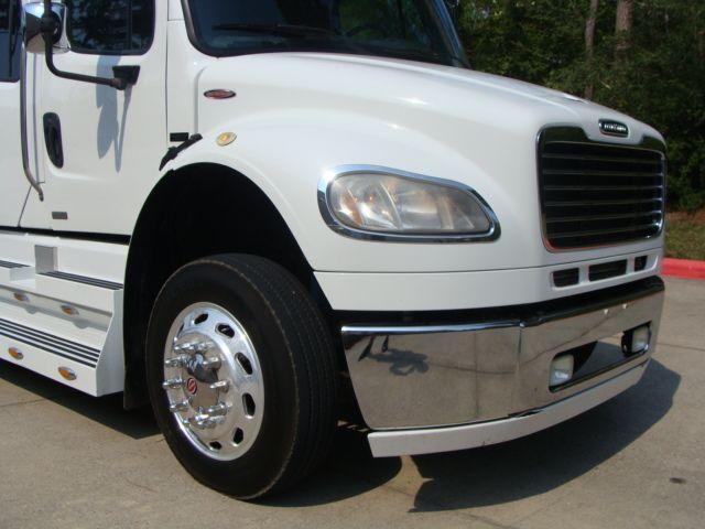 2007 Freightliner M2 106 SPORT SportChassis RHA CONROE, TX 2