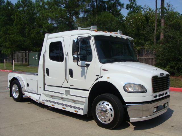 2007 Freightliner M2 106 SPORT SportChassis RHA CONROE, TX 23