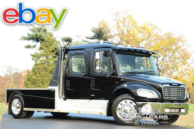 2007 Freightliner M2 Mountain MASTER HAULER TURBO DIESEL 12K MILES RARE 1-OWNER LOADED