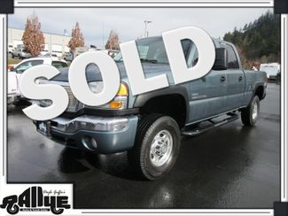 2007 GMC 2500 HD Sierra SLE C/Cab 4WD 6.6L LBZ Diesel in Burlington, WA 98233