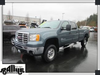 2007 GMC 3500 HD Sierra SLE 4WD C/Cab 6.6L Diesel in Burlington WA, 98233
