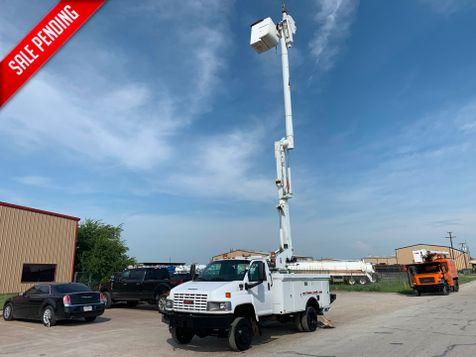 2007 GMC 5500 4X4 BUCKET TRUCK  in Fort Worth, TX