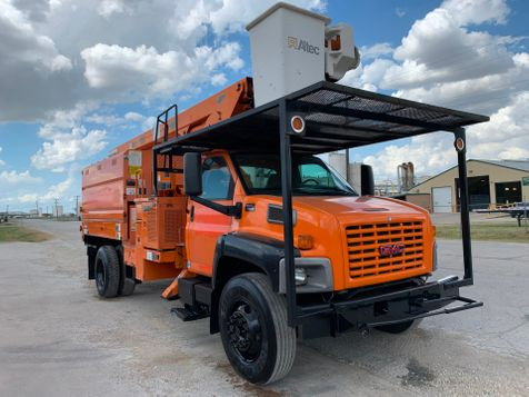 2007 GMC 7500 ELEVATOR FORESTRY BUCKET TRUCK  in Fort Worth, TX