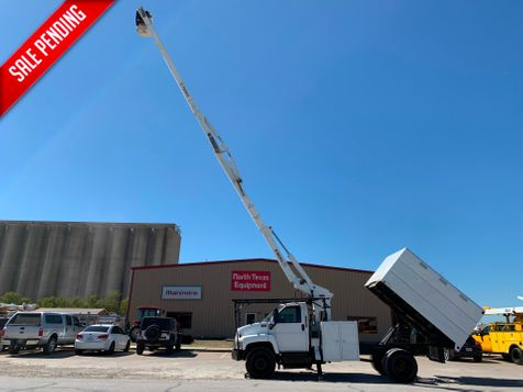 2007 GMC 7500 FORESTRY BUCKET TRUCK  in Fort Worth, TX