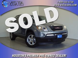 2007 GMC Acadia SLT  city Texas  Vista Cars and Trucks  in Houston, Texas