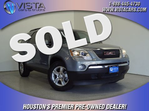 2007 GMC Acadia SLT in Houston, Texas