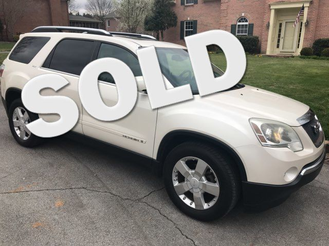 2007 Gmc-2 Owner!! Service Records! Acadia-CARMARTSOUTH.COM SLT-BUY HERE PAY HERE!! Knoxville, Tennessee 5