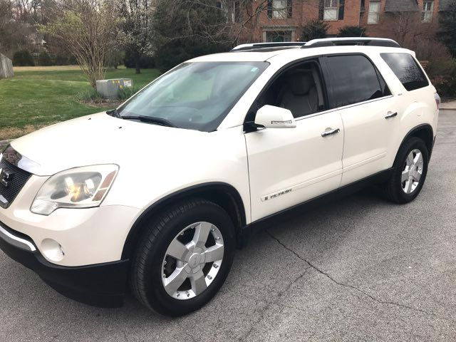 2007 Gmc-2 Owner!! Service Records! Acadia-CARMARTSOUTH.COM SLT-BUY HERE PAY HERE!! Knoxville, Tennessee 3