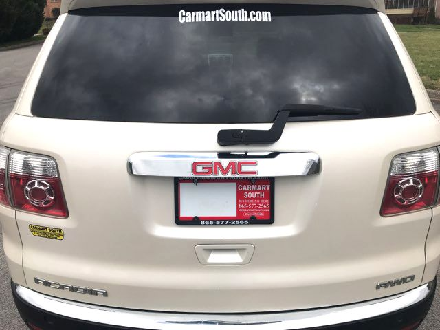 2007 Gmc-2 Owner!! Service Records! Acadia-CARMARTSOUTH.COM SLT-BUY HERE PAY HERE!! Knoxville, Tennessee 4