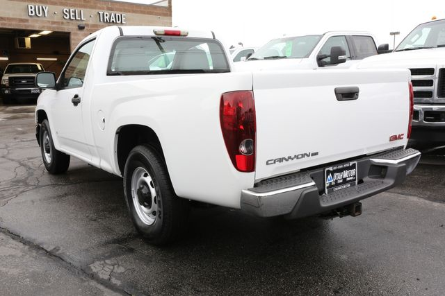 2007 GMC Canyon Work Truck in Orem, Utah 84057