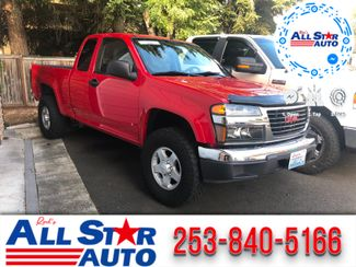 2007 GMC Canyon SL in Puyallup Washington, 98371