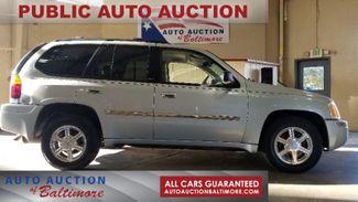 2007 GMC Envoy SLT   JOPPA, MD   Auto Auction of Baltimore  in Joppa MD