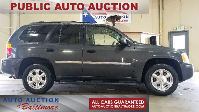 2007 GMC Envoy SLE | JOPPA, MD | Auto Auction of Baltimore  in JOPPA MD