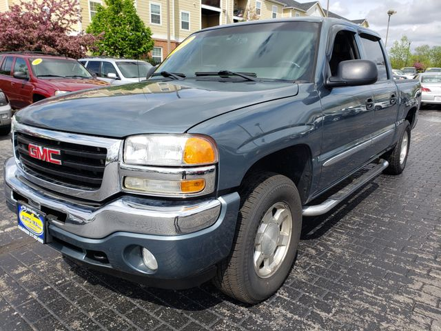 2007 GMC Sierra 1500 Classic SLE1 | Champaign, Illinois | The Auto Mall of Champaign in Champaign Illinois