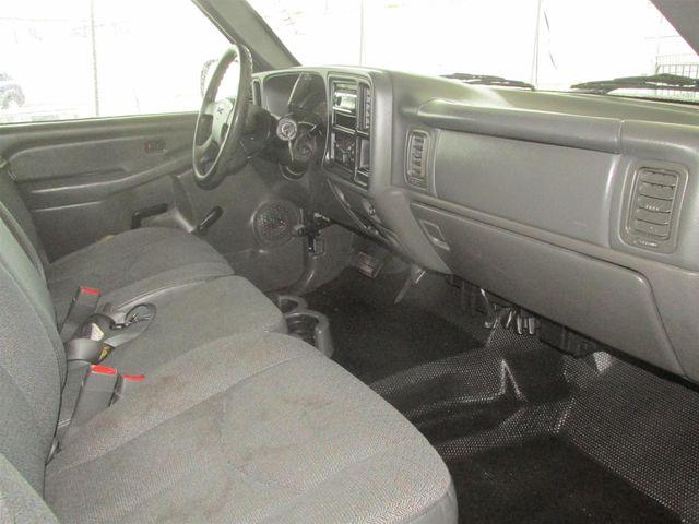2007 GMC Sierra 1500 Classic Work Truck Gardena, California 12