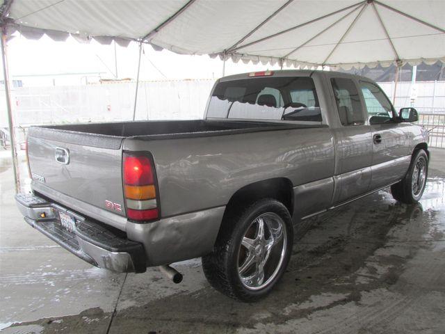 2007 GMC Sierra 1500 Classic Work Truck Gardena, California 2