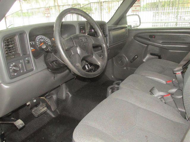 2007 GMC Sierra 1500 Classic Work Truck Gardena, California 7