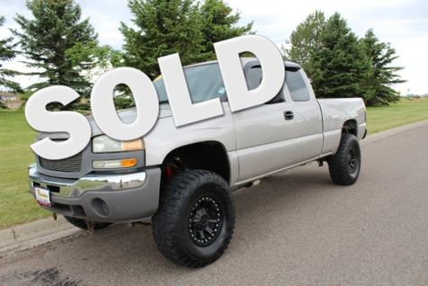 2007 GMC Sierra 1500 Classic Work Truck in Great Falls, MT
