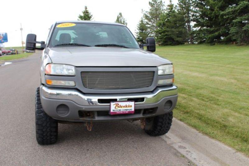 2007 GMC Sierra 1500 Classic Work Truck  city MT  Bleskin Motor Company   in Great Falls, MT